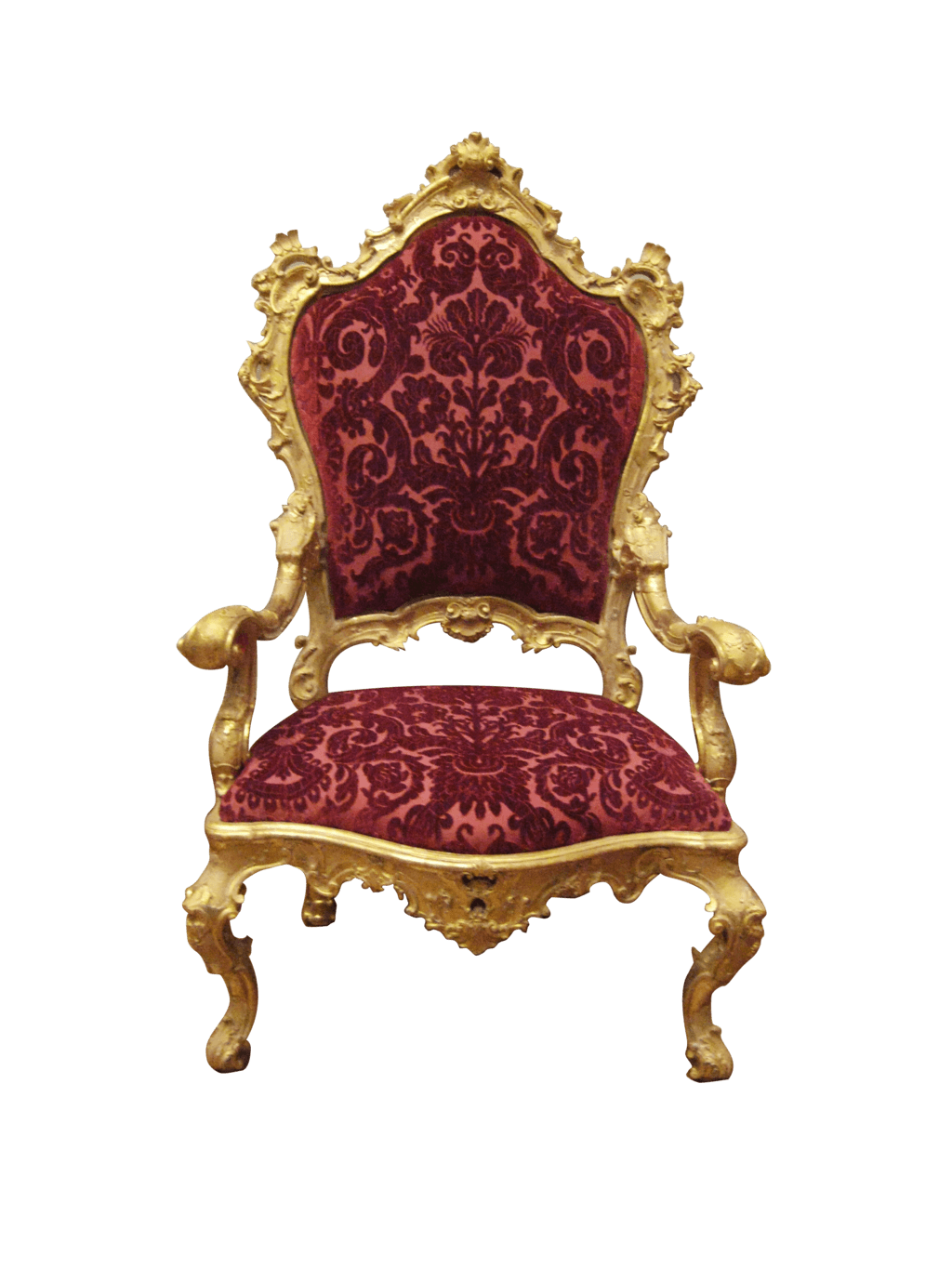 Couch clipart royal. Armchair transparent png stickpng