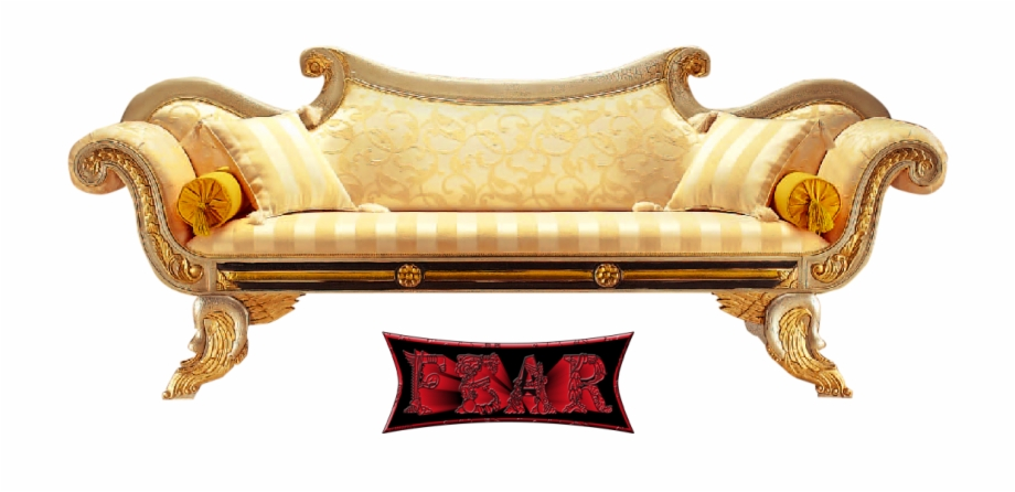 Download sofa png hd. Couch clipart royal