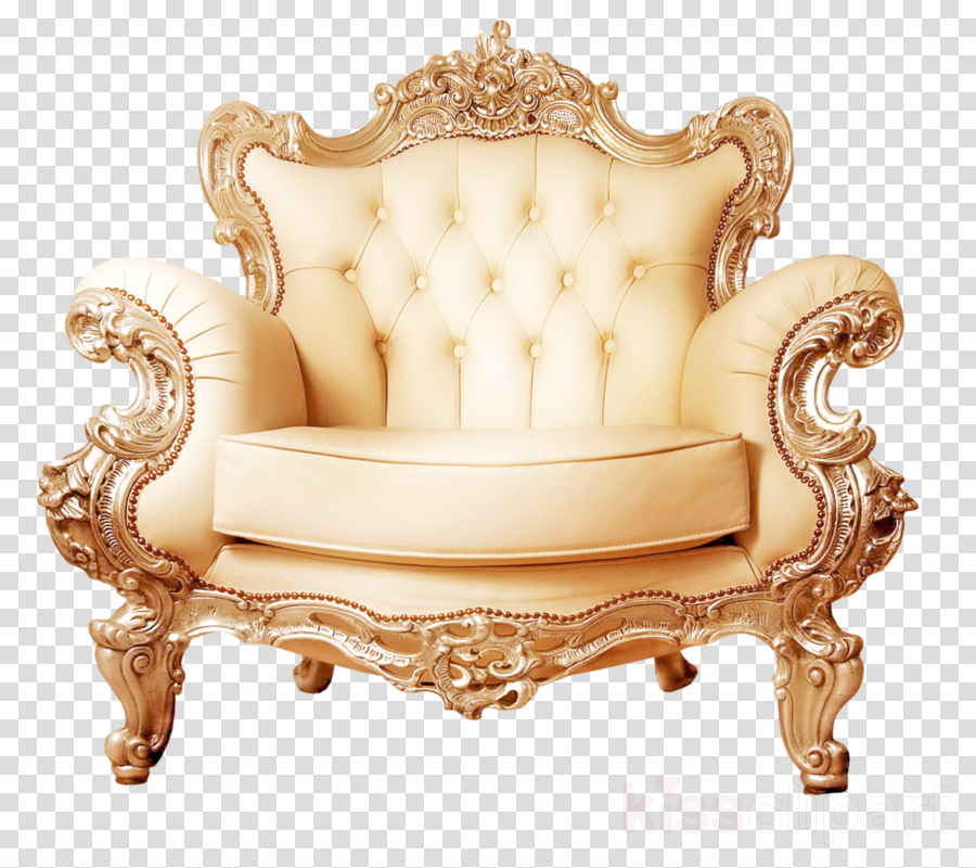 Couch clipart royal. Table cartoon chair transparent
