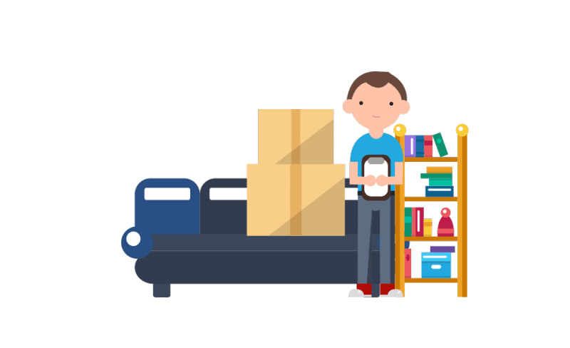Couch clipart single person. Ship a or sofa
