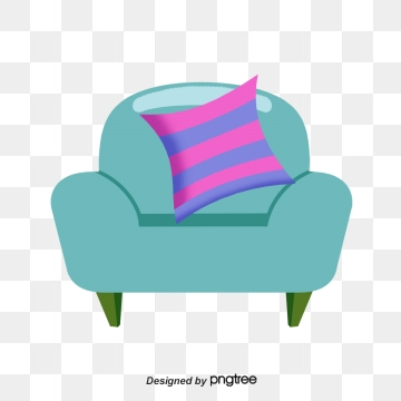 Couch clipart single person. Free download furniture city