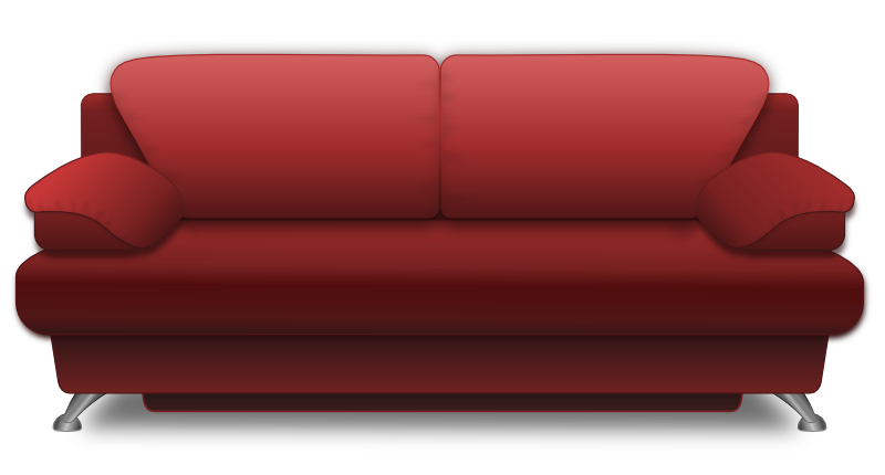 My doesn t fit. Couch clipart small