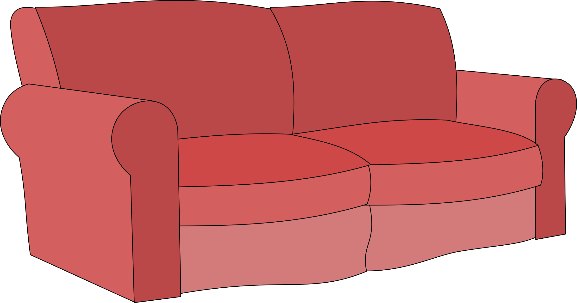 Sofa big image png. Couch clipart small