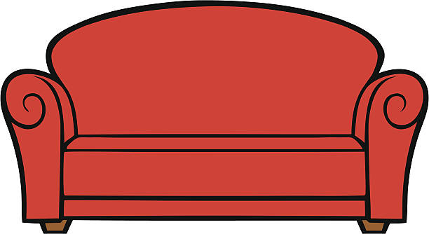Couch clipart sofa. Free download best on