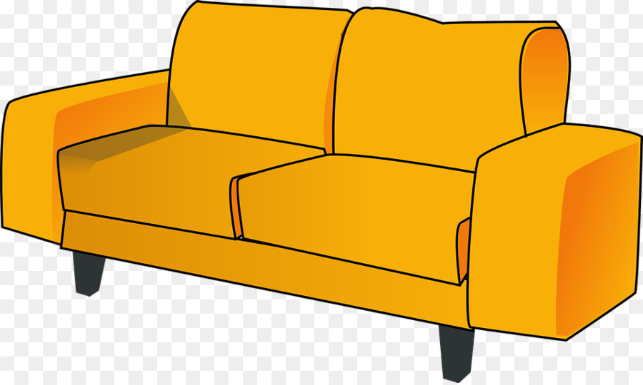 Couch clipart sofa. Download clip art furniture