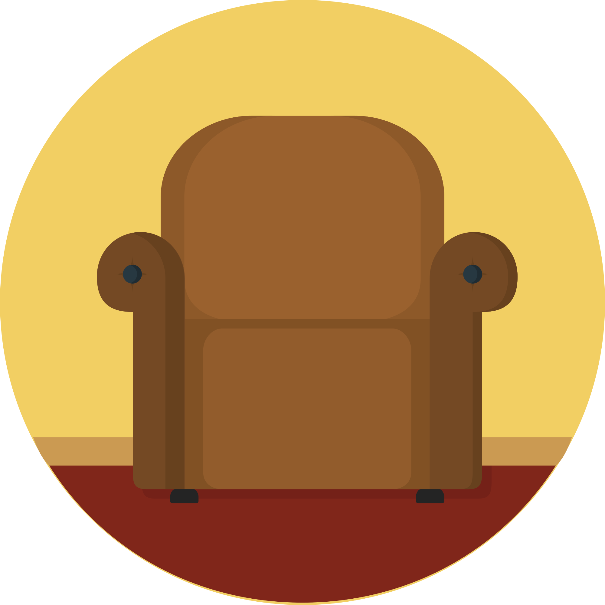 File creative tail objects. Couch clipart svg