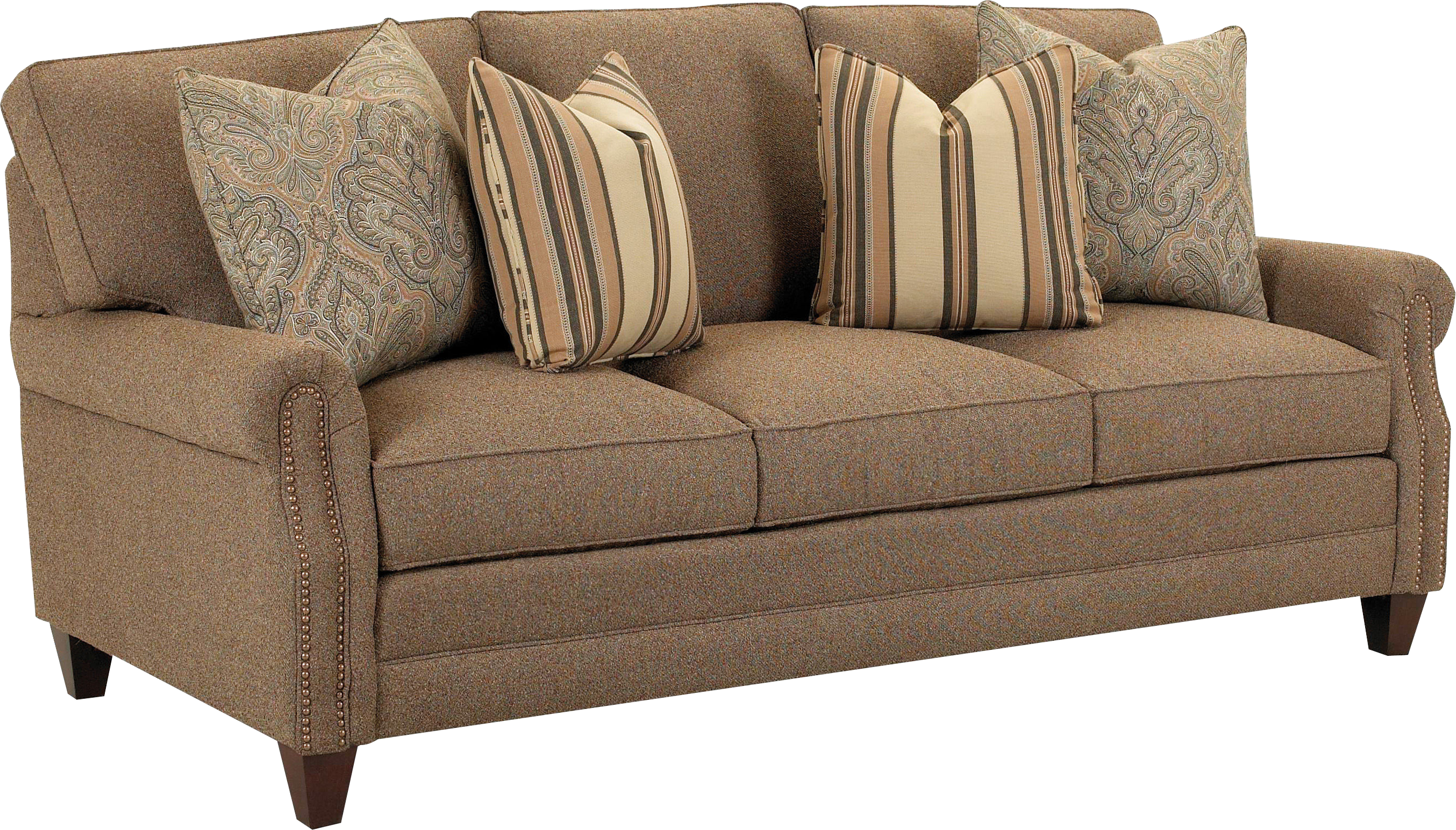 Furniture clipart transparent. Sofa hd png