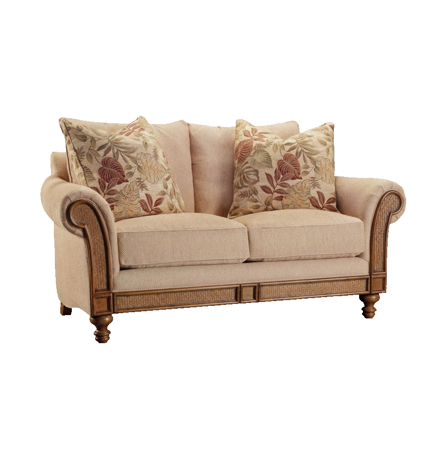 Shop leather and furniture. Couch clipart upholstery