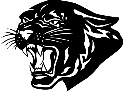 Free clip art panther. Cougar clipart