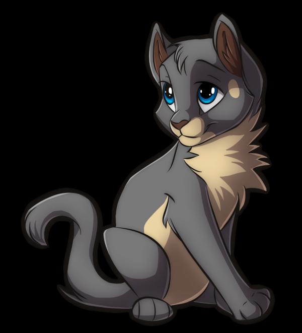 Chibi kattja by kamirah. Cougar clipart animal jam