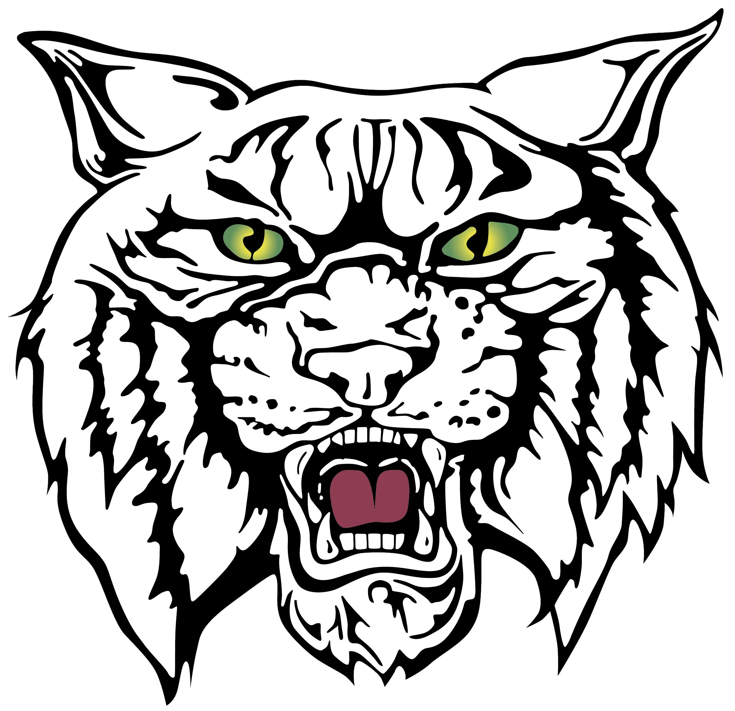 Wildcat mascot free download. Cougar clipart eye
