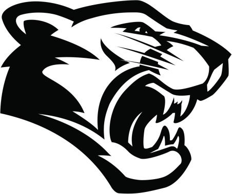Cougar clipart logo. Free mascot cliparts download