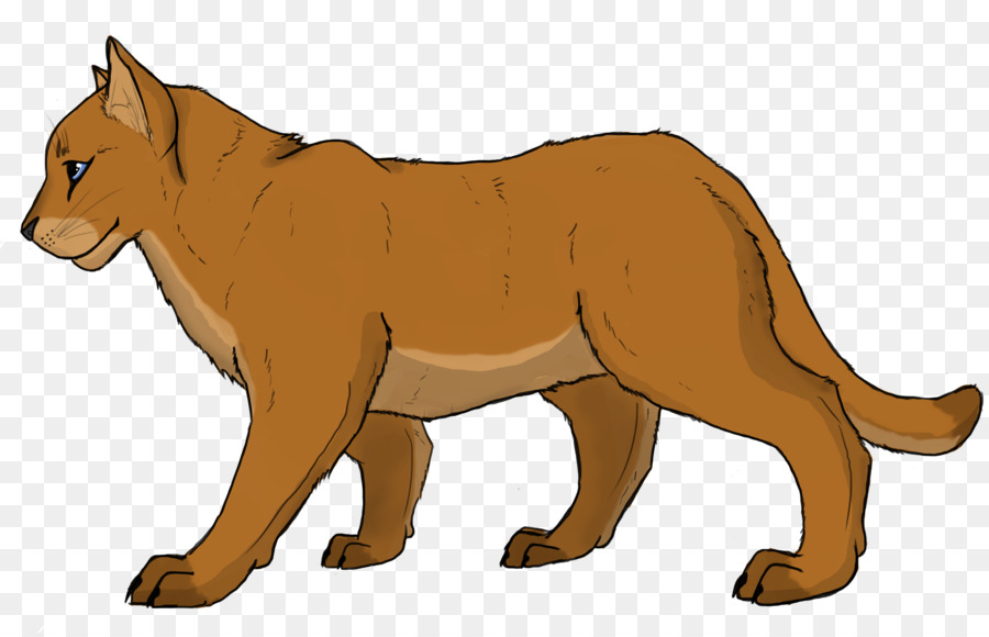 Lion drawing cartoon transparent. Cougar clipart puma animal