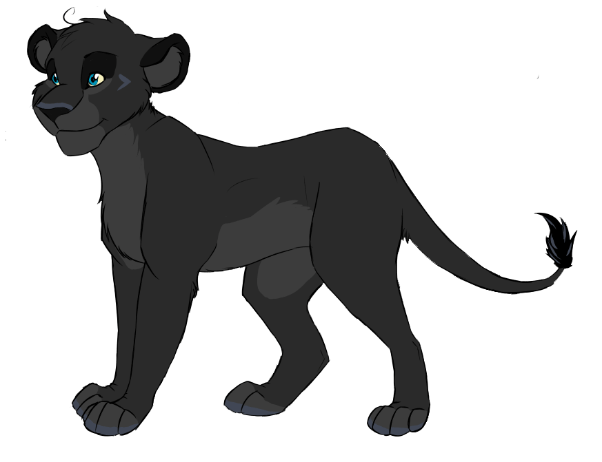 Cougar clipart roar. Black panther white lion