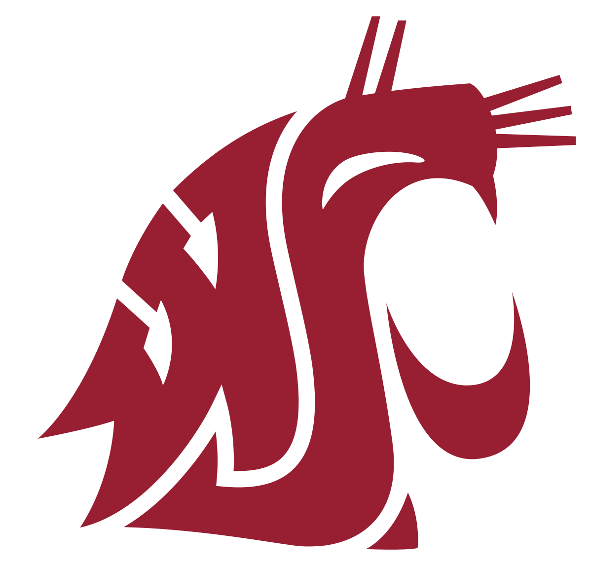 collection of washington. Wildcat clipart welch