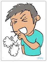 Cough clipart. Whooping