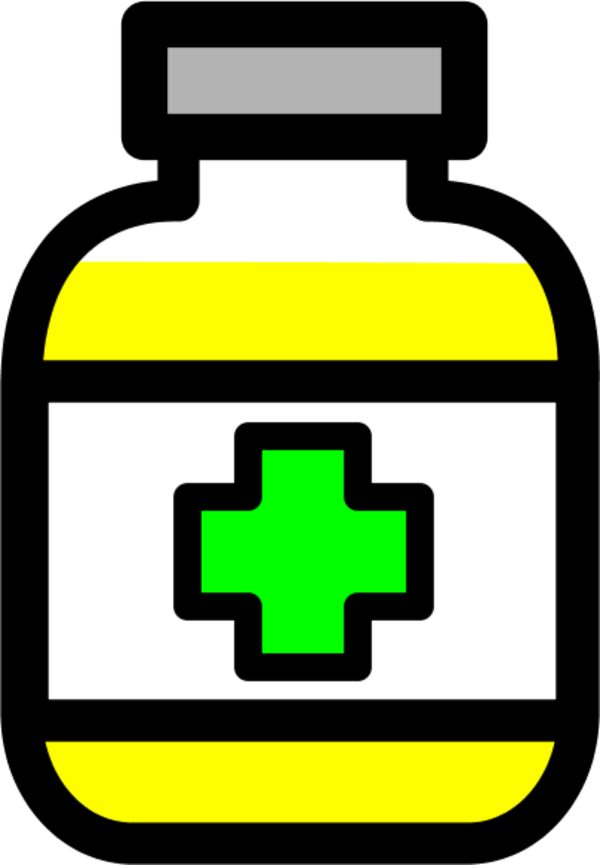 Clip art free panda. Medication clipart medicine container