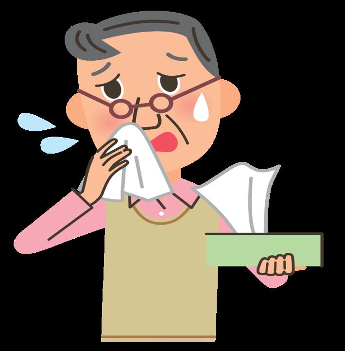 Flu clipart influenza symptom.