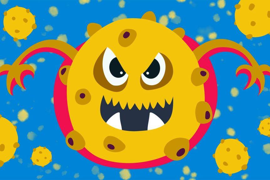Season is here this. Flu clipart influenza symptom