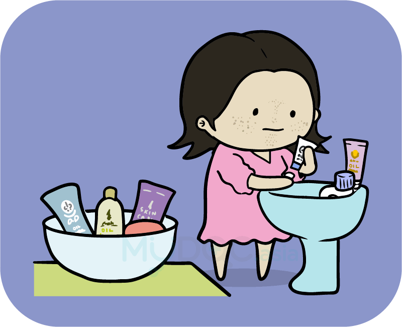 Skin clipart pore. Your bad habits that