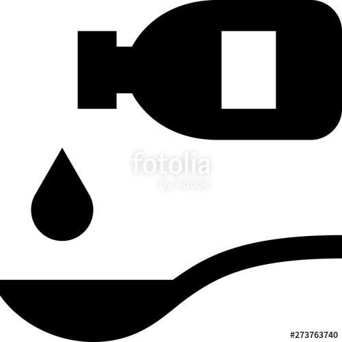 Cough clipart liquid medicine. Syrup icon stock image