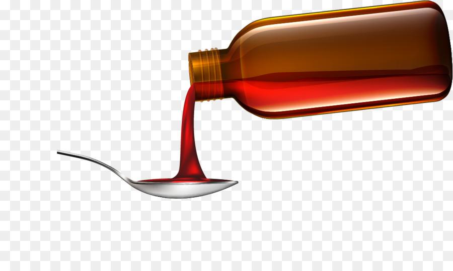 Cartoon png download free. Cough clipart liquid medicine