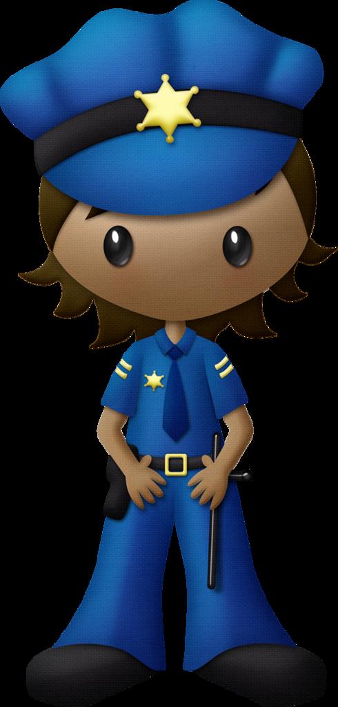 Detective clipart kit. Ch b de policias