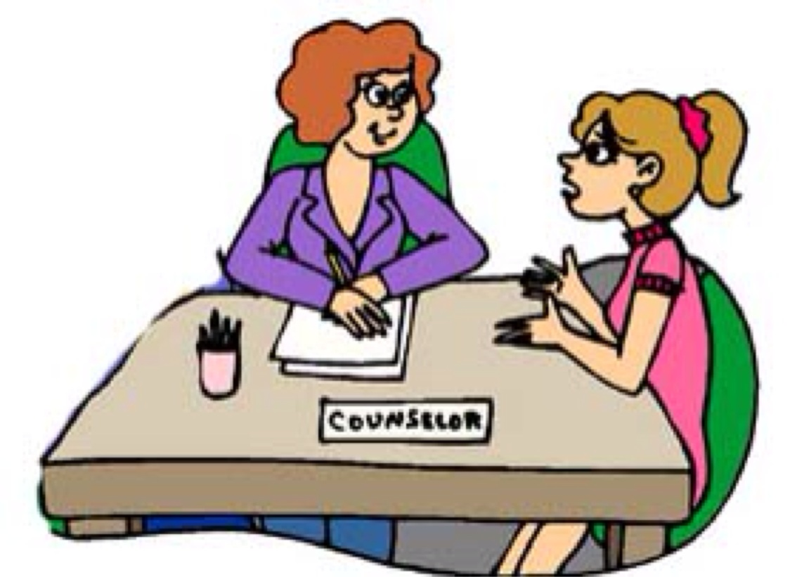 collection of school. Counseling clipart