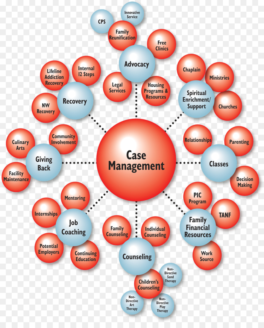 Circle background diagram text. Counseling clipart case manager