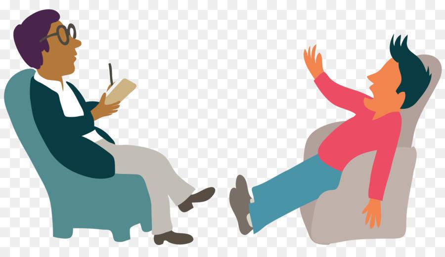 Counseling clipart communication. Cartoon psychology hand