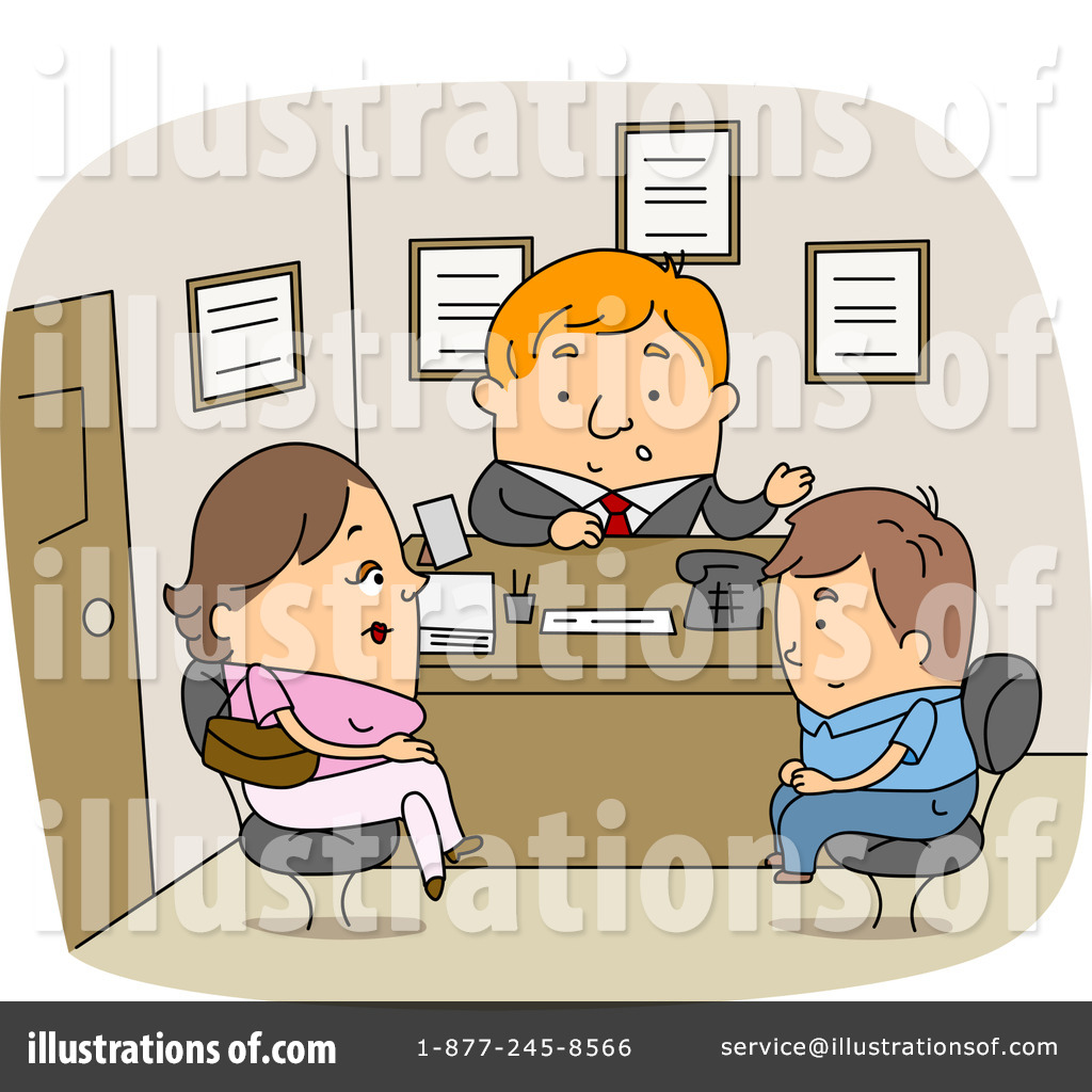 Counselor illustration by bnp. Counseling clipart guidance office