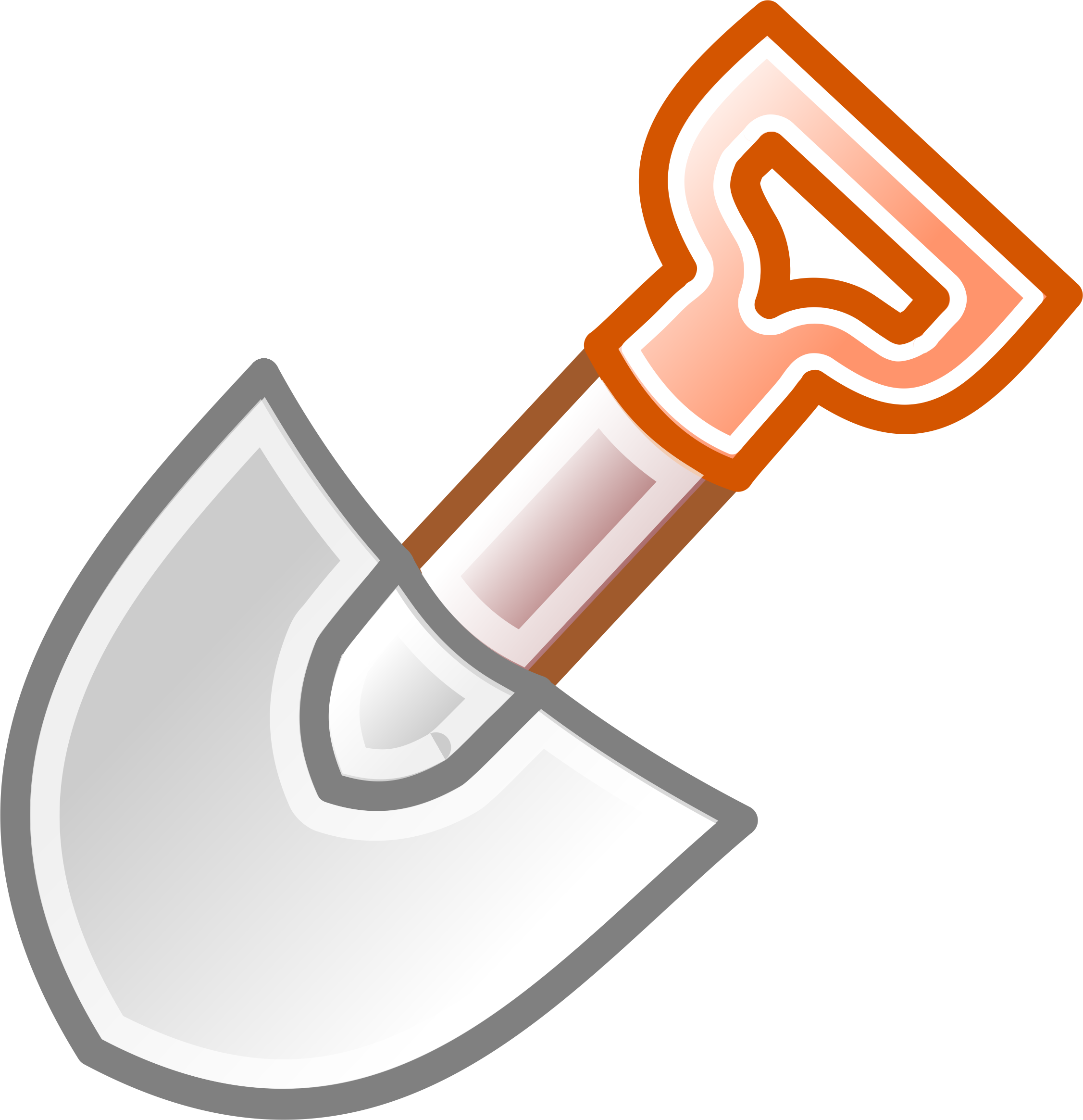 Square clipart shovel. Delve group icon