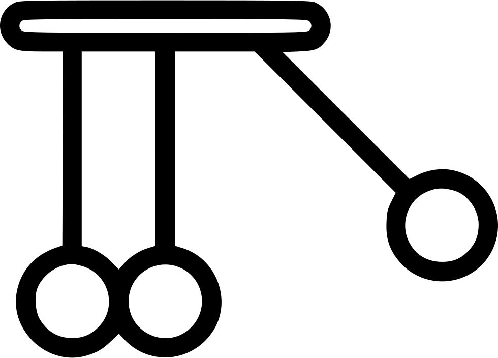 Newton Psychotherapy Pendulum Physics Psychology Svg Png Icon Free