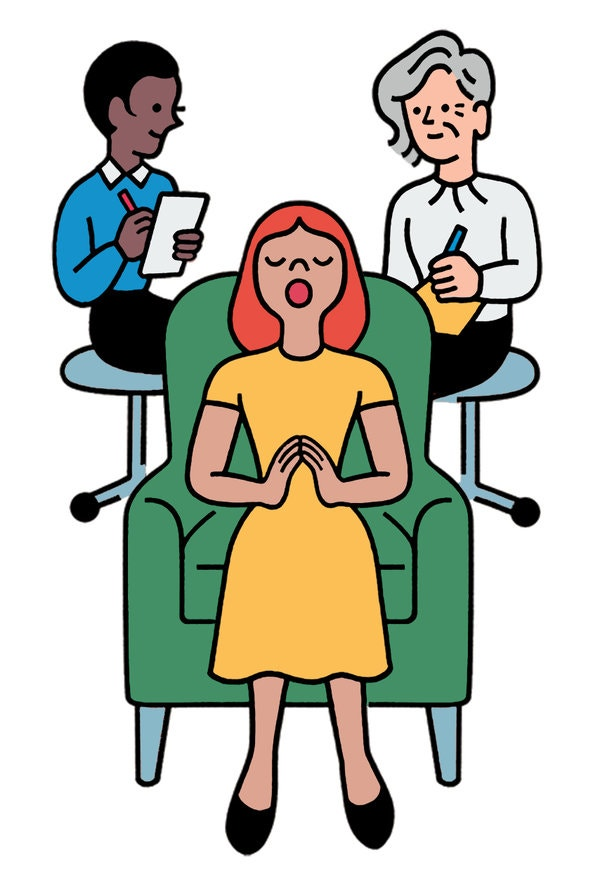 Must i tell my. Counseling clipart personal experience