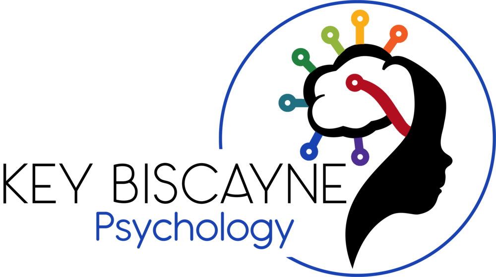 Psychology clipart individual therapy. Key biscayne llc logo