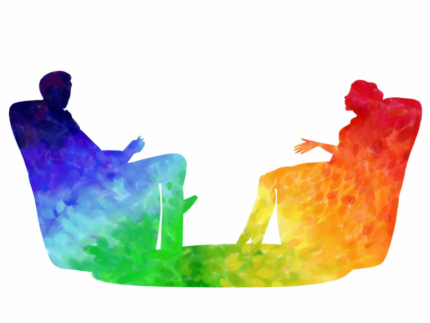 Counseling clipart psychotherapy. Five myths about therapy