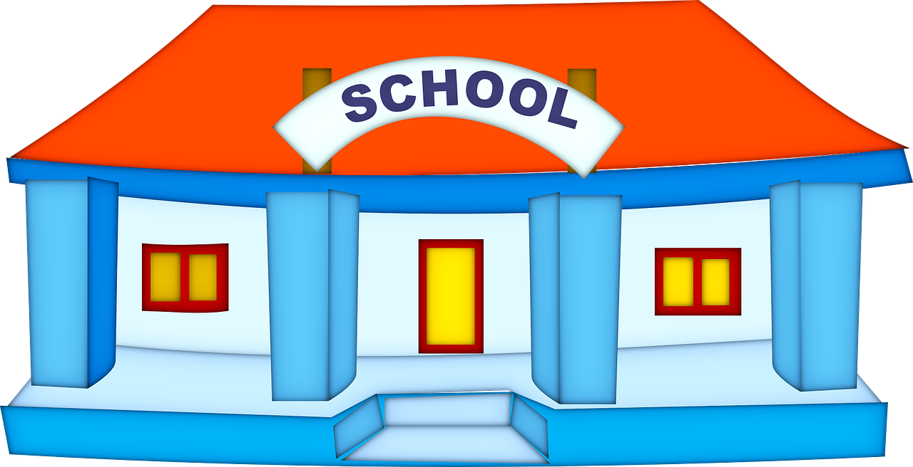 Ideal purposes of schools. Psychology clipart independent study
