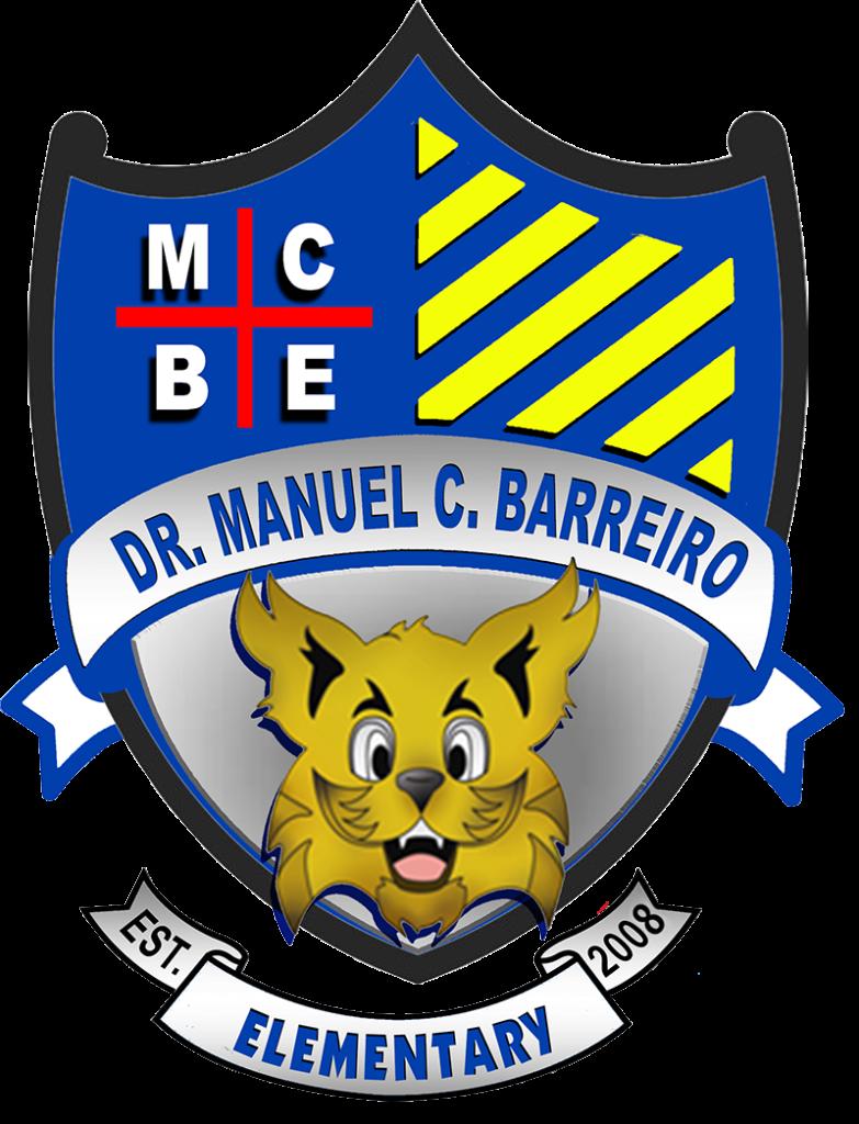 Mcbe barreiro logo. Counseling clipart school principal
