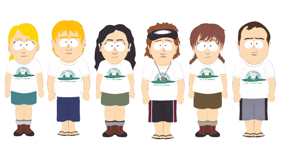 Counseling clipart two different person. Tardicaca camp counselors south