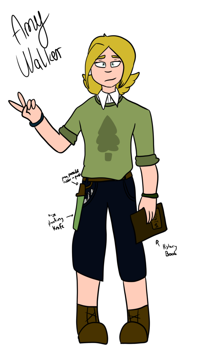 Camp counselor oc by. Counseling clipart two different person