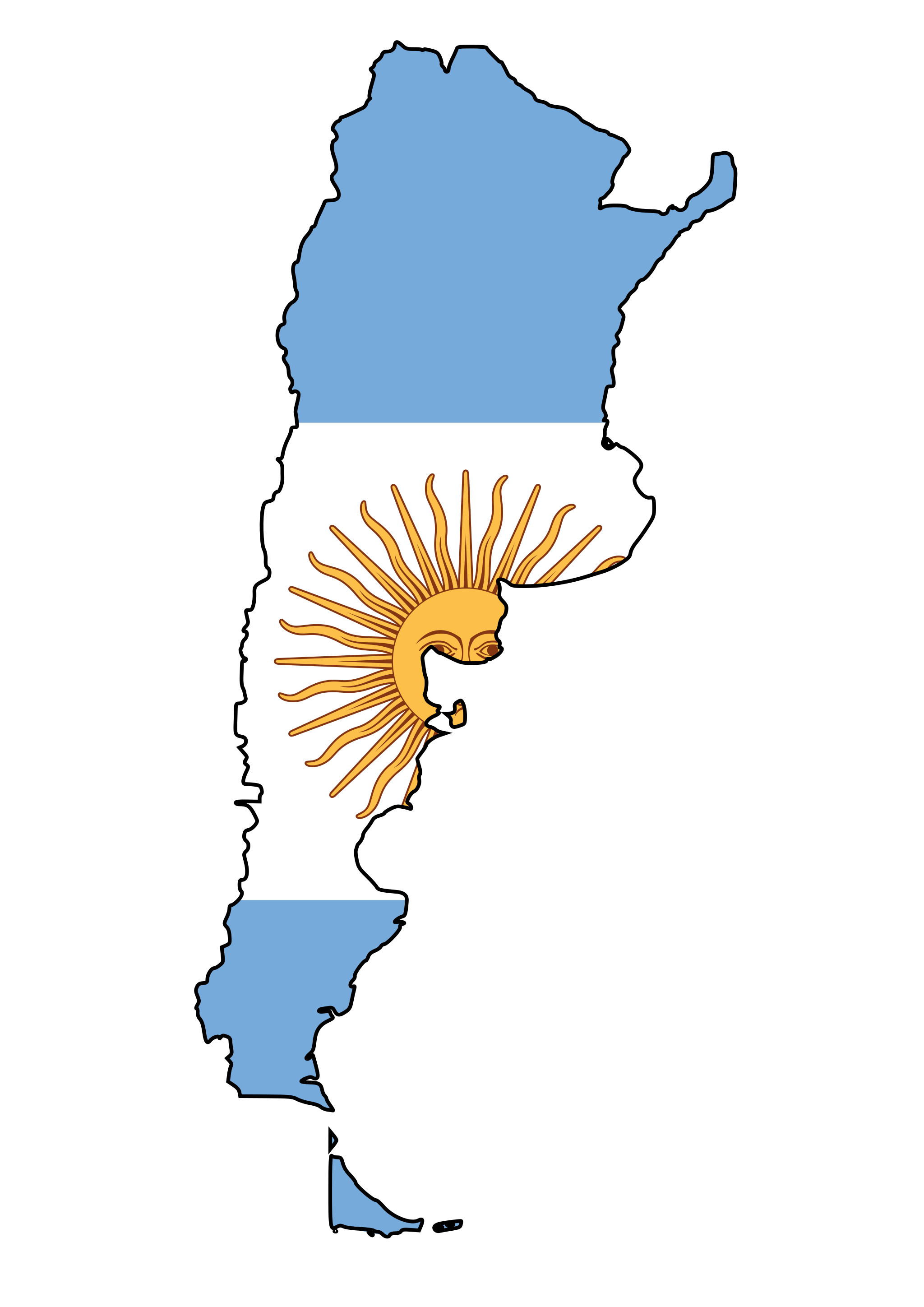 Country clipart country flag. Argentina argentinian and other