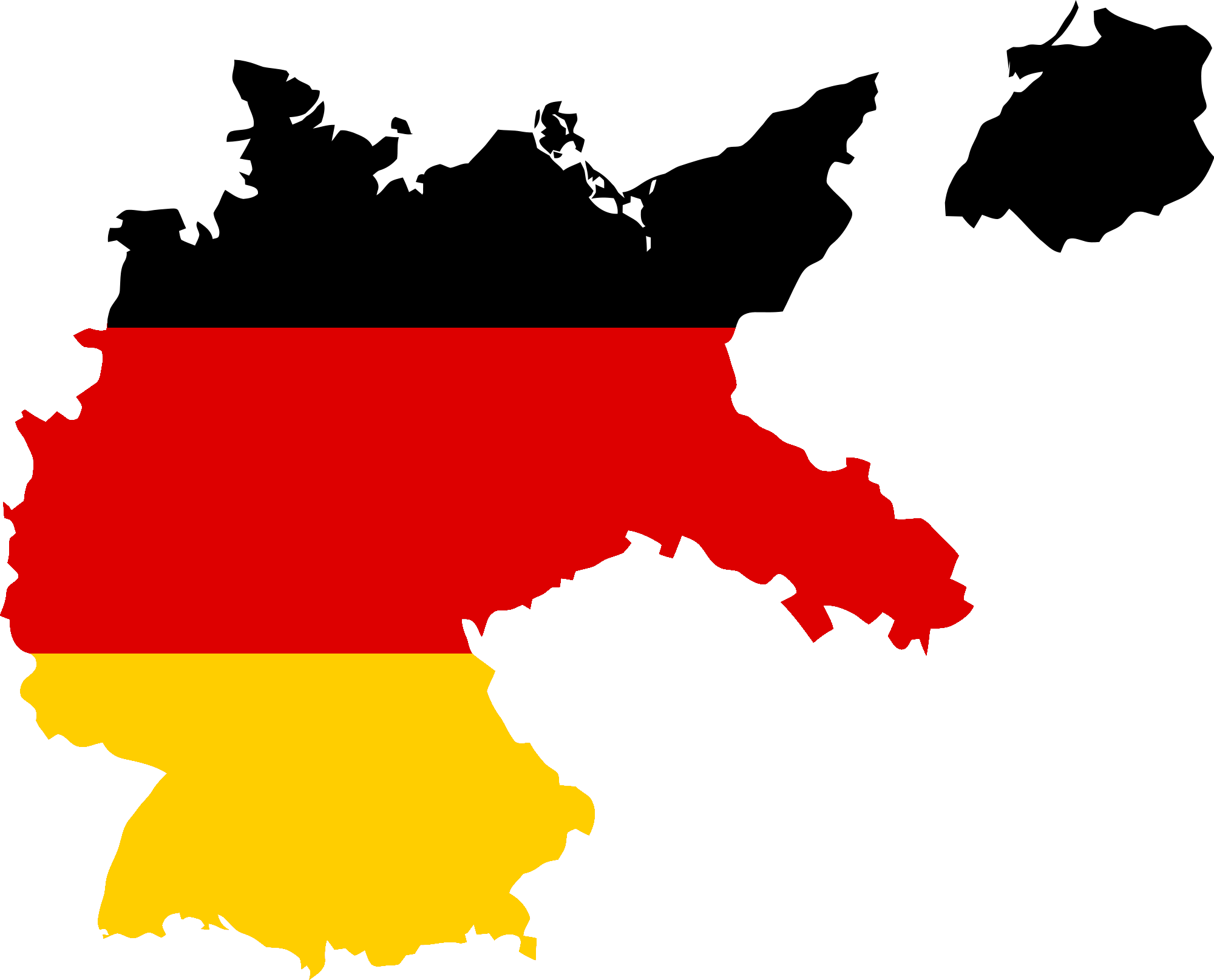 collection of germany. German clipart large