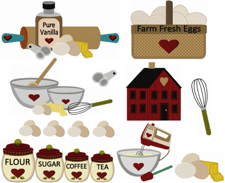 For clip art library. Country clipart country kitchen