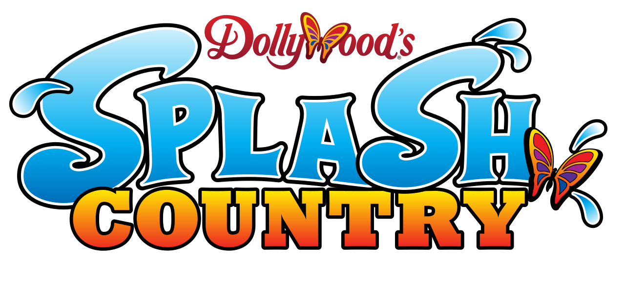 Dollywood splash water adventure. Country clipart country park