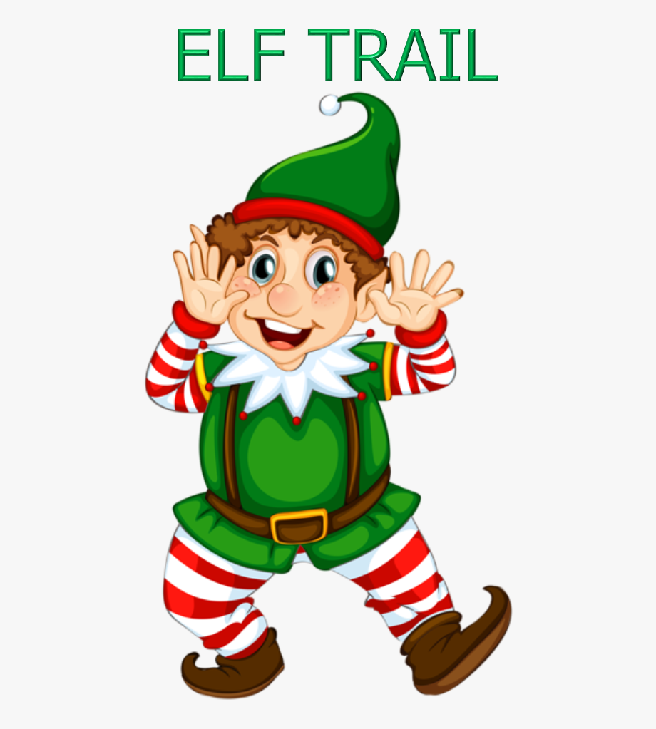 Elf trail at shipley. Country clipart country park