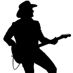 Clip art chalk funny. Country clipart country singer