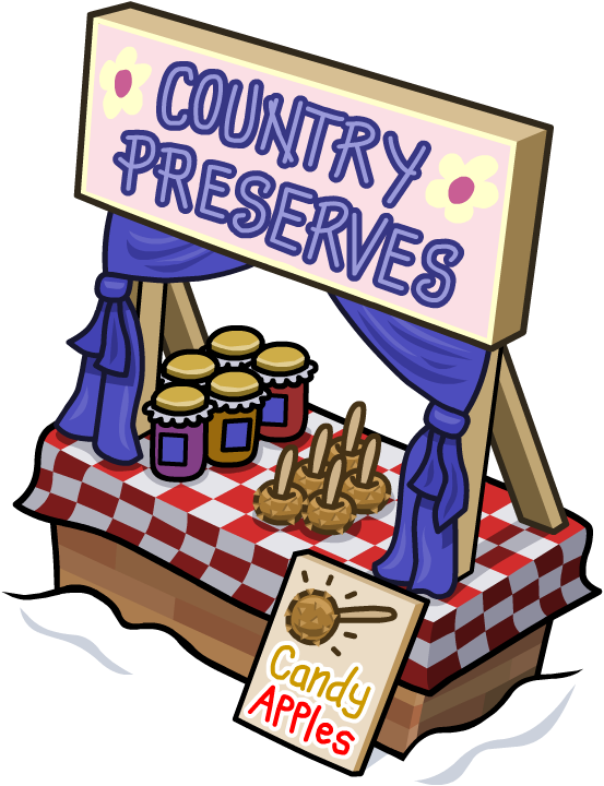 Country preserve club penguin. Fossil clipart preserved