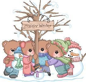 Graphics cute clip art. Winter clipart country