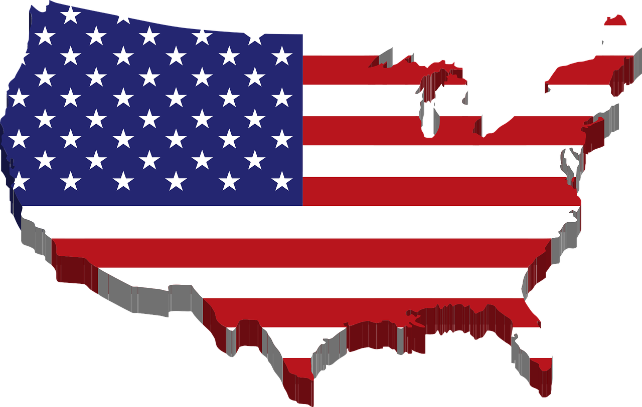 Land clipart country land. Business in usa the
