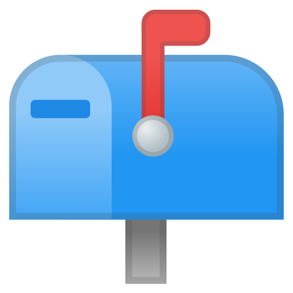 Mailbox clipart mailroom. Flag p churl co